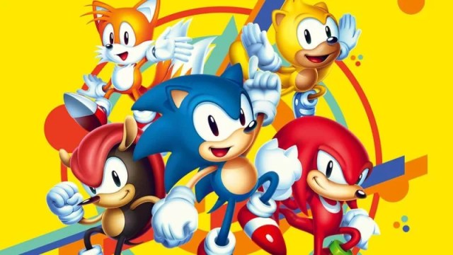 Free Game on Epic Games Store: Sonic Mania