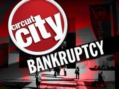 Circuit City bankrupt