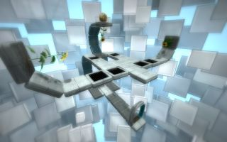 Puzzle Dimension game - screenshot