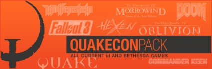 quakecon 2010 pack at Steam