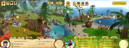 King's Legacy/Shaman Odyssey comparison shot 1