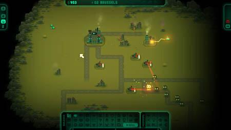 Revenge of The Titans - Screenshot 1