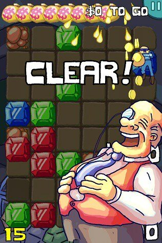 Greedy Bankers - an iOS Indie Game Review