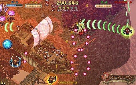 Jamestown indie game Screenshot 02