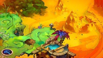 Bastion RPG Game Review - E3 2011 screenshot