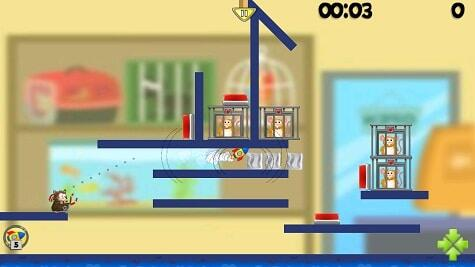Hamster: Attack! game for Android screenshot