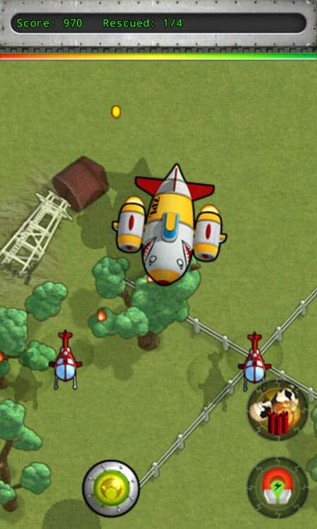 Alien Rescue Screenshot 4