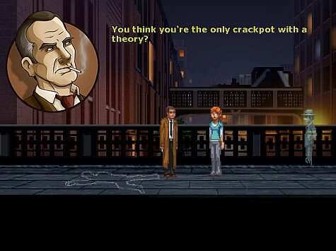 blackwell deception screenshot - crackpot theory