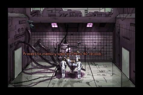 Review: Gemini Rue - a neo-noir sci-fi adventure game from Wadjet Eye