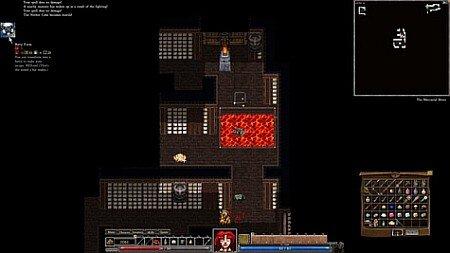 dungeons of dredmor Realm of the Diggle Gods - screenshot skills