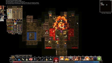 dungeons of dredmor Realm of the Diggle Gods - screenshot