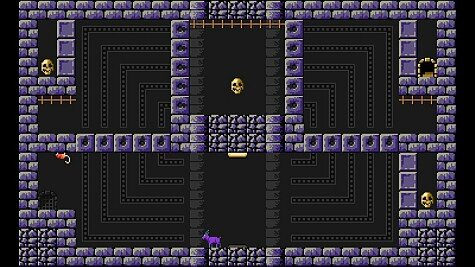 Escape Goat game - mouse ally