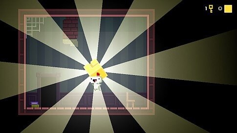 fez - cube completed screenshot