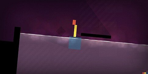 thomas was alone - screenshot 2