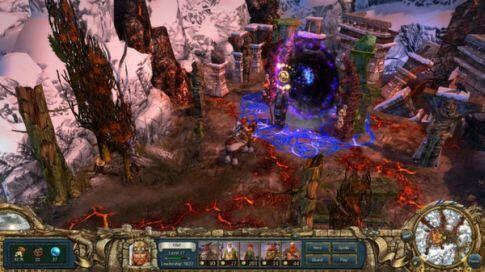 kings bounty warriors of the north -portal screenshot