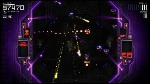 Ultratron screenshot B