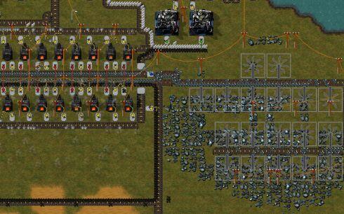 factorio game screenshot 2