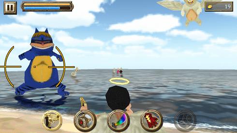 sacred guns screenshot E