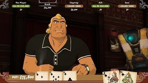 poker night 2 screenshot A