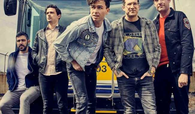 Arkells announce EU & UK dates