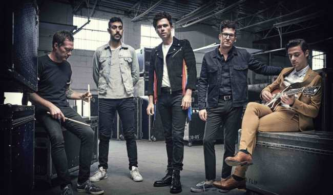 Arkells drop new single 'Relentless' + album details