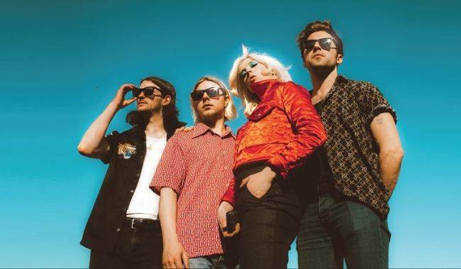 Black Honey share new video for 'Crowded City'
