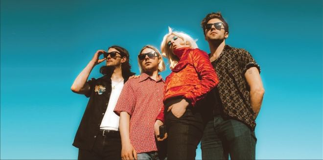 Black Honey press shot debut album 2018