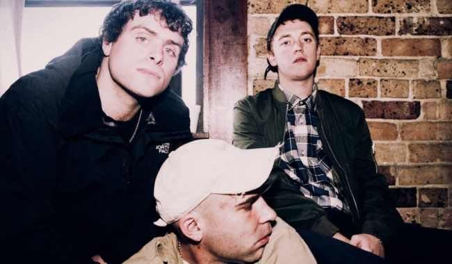 DMA's reveal album title track 'For Now'