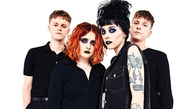 Pale Waves share 'The Tide' from debut EP (out March 16th)