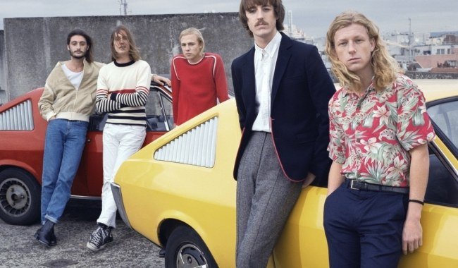Parcels – Overnight