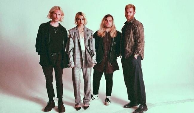 Swimming Girls drop new single 'Asking For It'