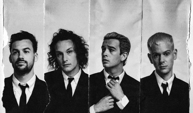 The 1975 drop 'It's Not Living (If It's Not With You)'
