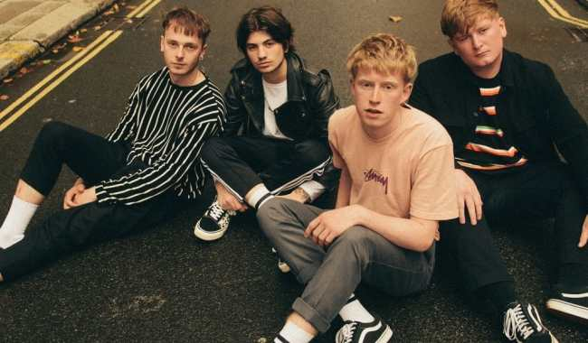 High Tyde return with new single 'Young Offenders'