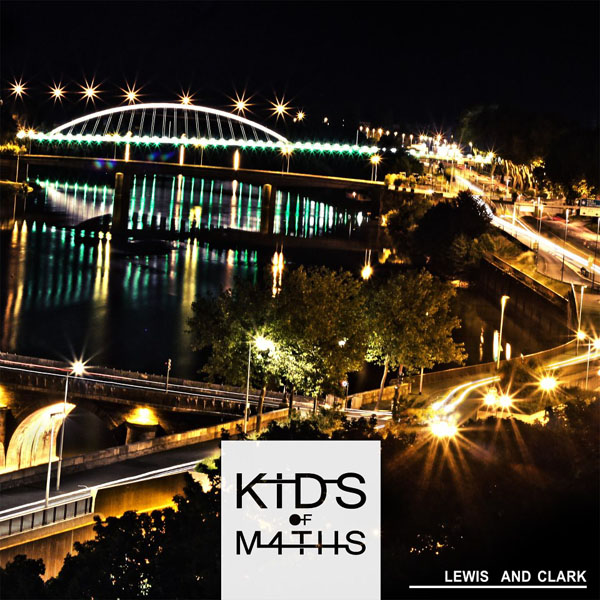 Kids Of Maths - Lewis And Clark