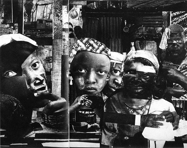 Romare Bearden - Mysteries, 1964