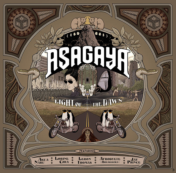 Asagaya - Lights Of The Dawn