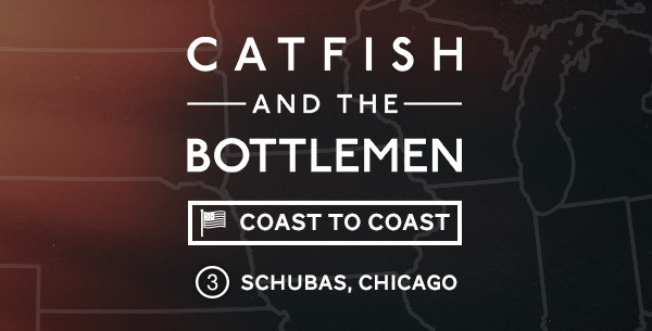 Catfish Coast to Coast - Chicago