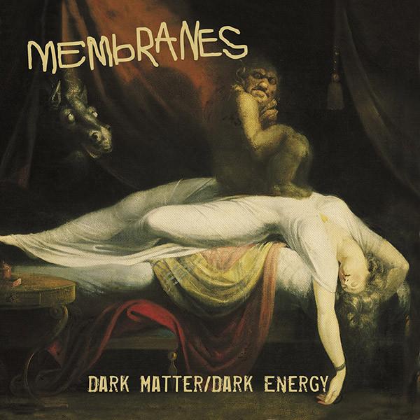 The Membranes - Dark Matter/Dark Energy