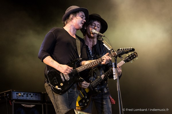 The Libertines par Fred Lombard