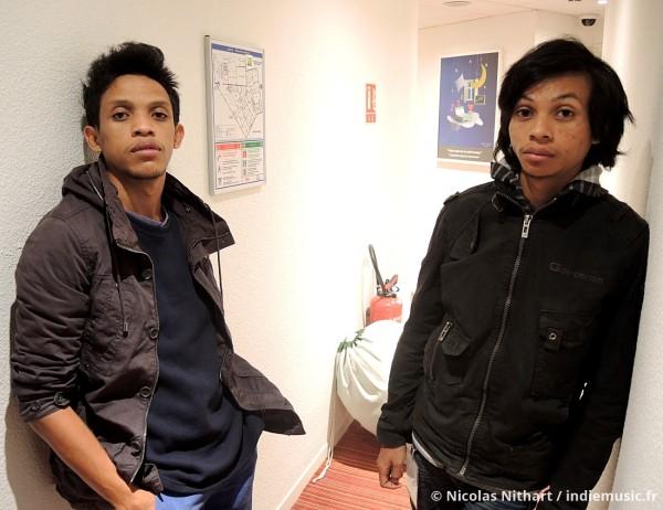 Eddy et Mehafa