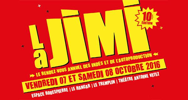 [Info] La JIMI 2016 les 7 et 8 octobre à Ivry