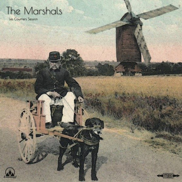the marshals les courriers session pochette hd