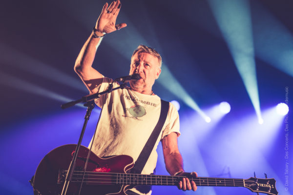 Peter Hook and The Light © David Tabary