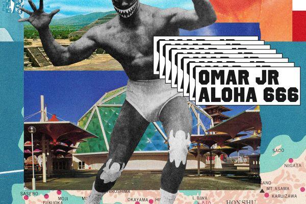 [EP] Omar Jr – Aloha 666