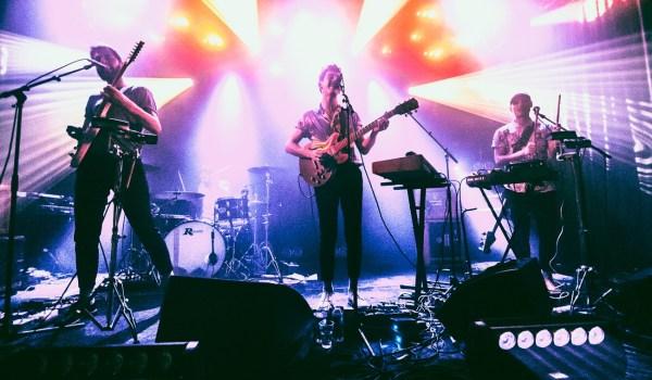 [Live] YEAST, Two Faces et The Rams au Ferrailleur