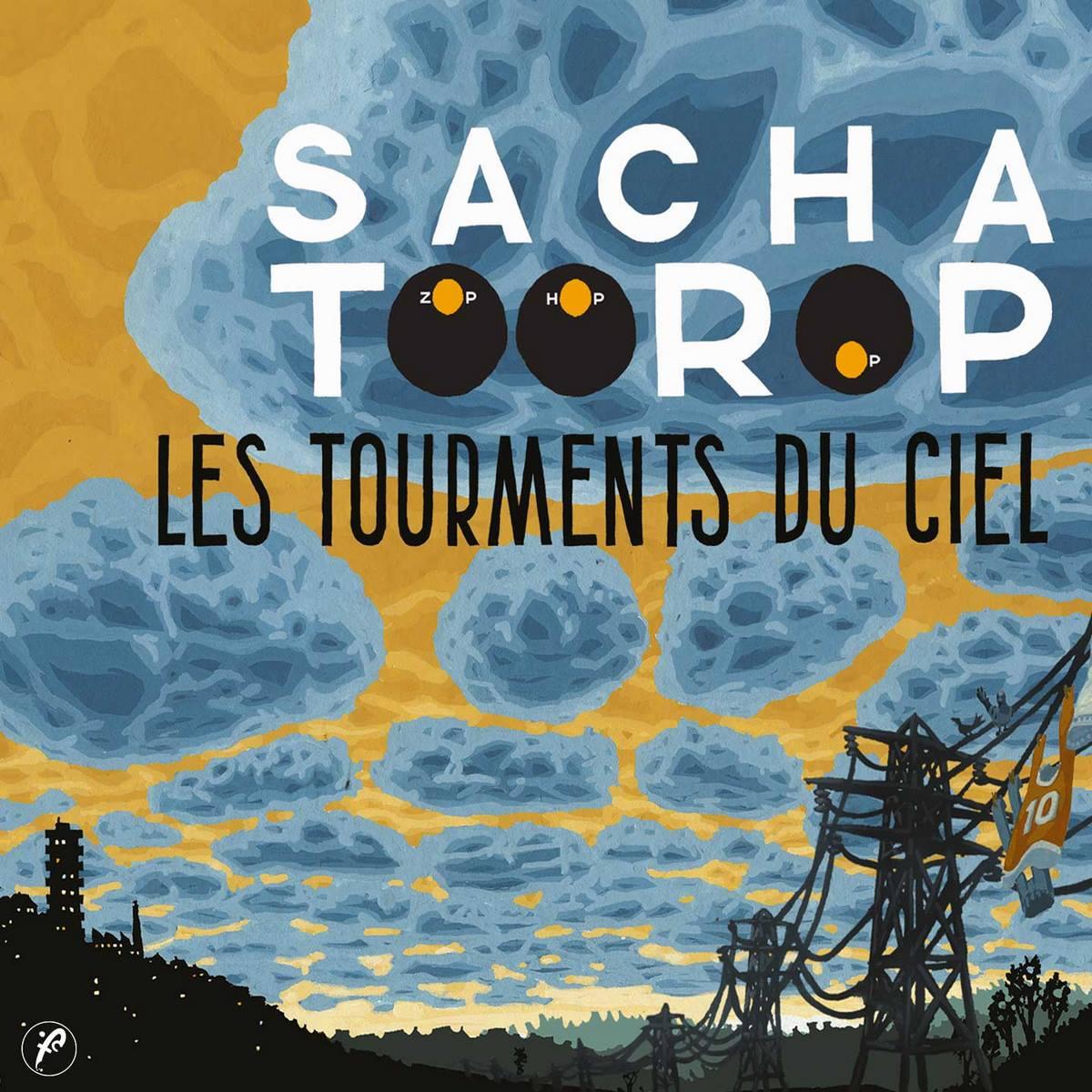 Sacha Toorop - Les tourments du ciel