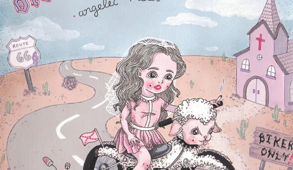 [LP] angelic milk – DIVINE BIKER LOVE