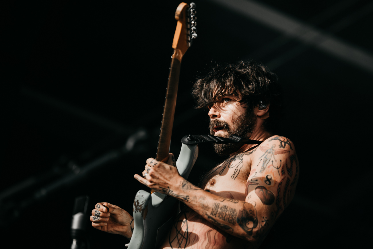 Biffy Clyro © Emilie Mauger