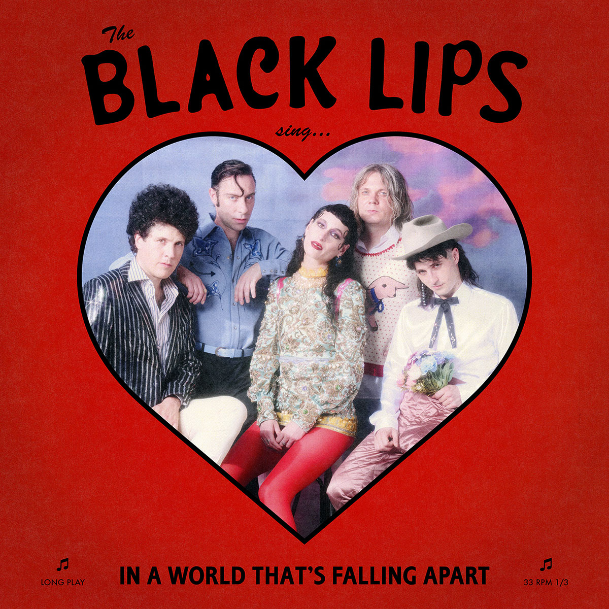 The Black Lips - The Black Lips sing in a World That's Falling Apart
