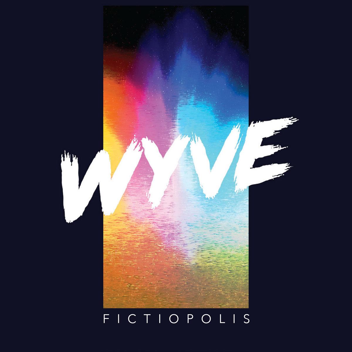 WYVE - Fictiopolis par Pauline Goyard (logo - Jean Carlier)